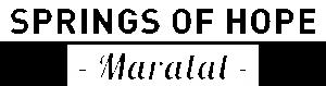 Springs of hope - Maralal